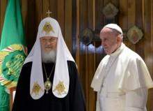 Cuộc gặp nghìn năm giữa Công giáo và Chính Thống giáo