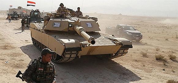 iraq tang cuong an ninh khu vuc chuyen giao dau cho iran
