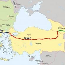eu moi turkmenistan tham gia hanh lang khi dot phia nam