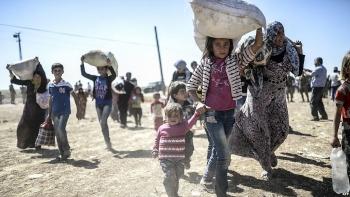 syria khong chap thuan cho nguoi kurd lap vung tu tri