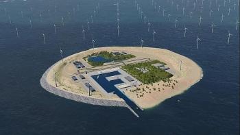 Đan Mạch đẩy nhanh siêu dự án đảo năng lượng ở Biển Bắc