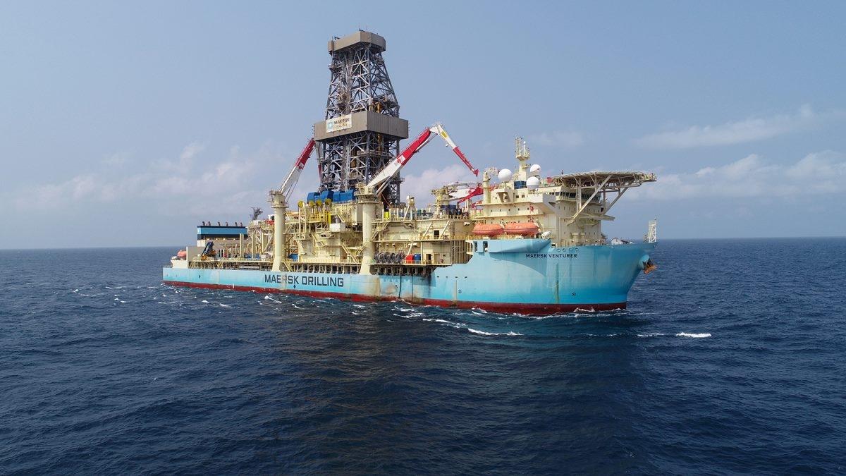 Tullow Oil chọn Maersk cho chiến dịch thăm dò các mỏ TEN và Jubilee ở Ghana