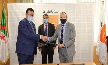 Algeria: Sonatrach ký MOU với các tập đoàn dầu khí Occidental, Eni và Total