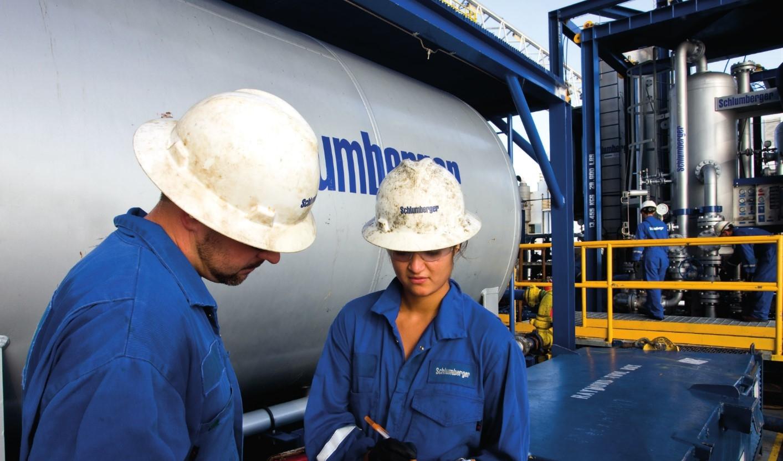 Ai Cập và Schlumberger số hoá dữ liệu dầu khí