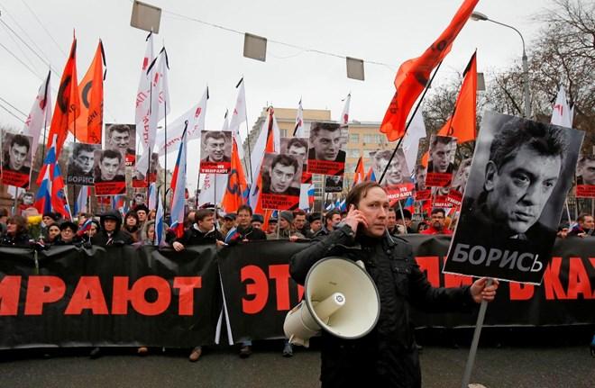 Chân dung kẻ ám sát cựu Phó Thủ tướng Nga