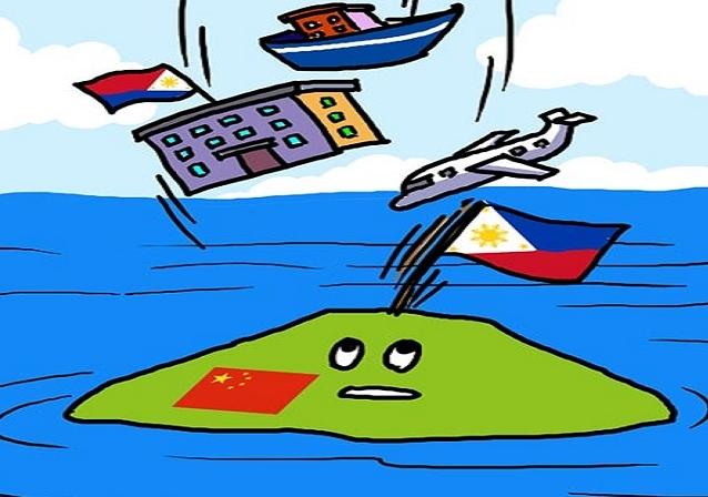 """Trung Quốc - Philippines: """"Lươn ngắn lại chê chạch dài"""""""