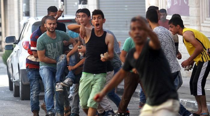 an ninh israel ban chet hai thieu nien palestine