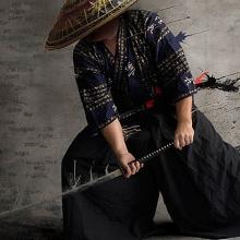 cach nguoi nhat ren kiem samurai