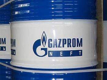 gazprom neft giam von dau tu