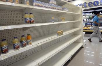 venezuela chinh thuc roi vao khung hoang nhan dao