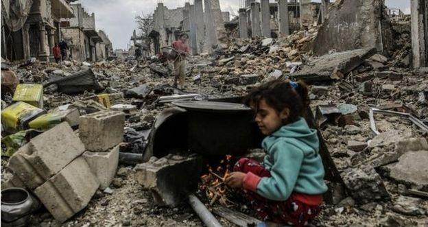 Thắng thua sau 6 năm cuộc chiến Syria