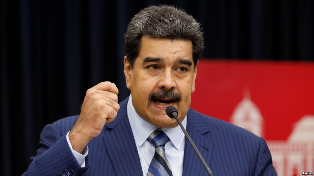 venezuela truc xuat dai su lien bang duc