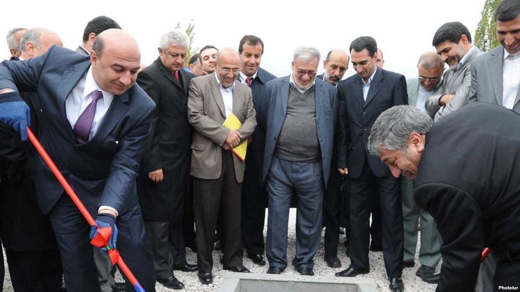 armenia va iran hop tac xay dung nha may thuy dien