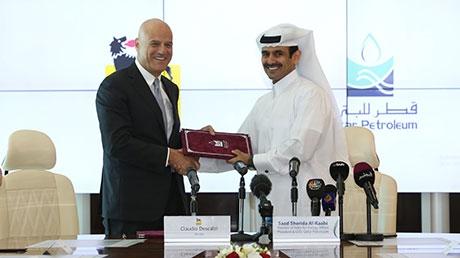 eni ban 255 co phan tai block ngoai khoi mozambique cho qatar petroleum