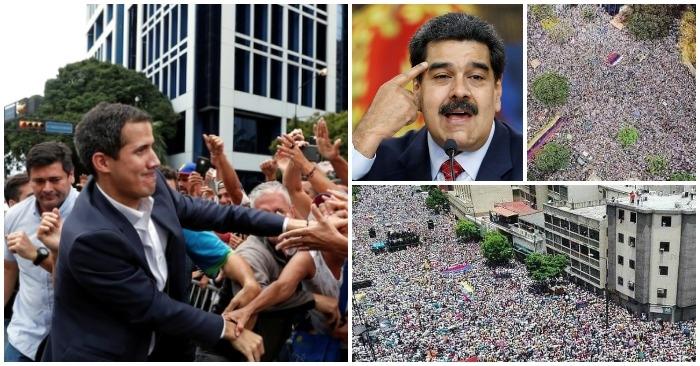 venezuela sap thanh mot syria thu hai