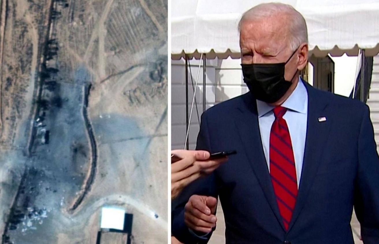 Xung quanh quyết định không kích Syria của chính quyền Biden
