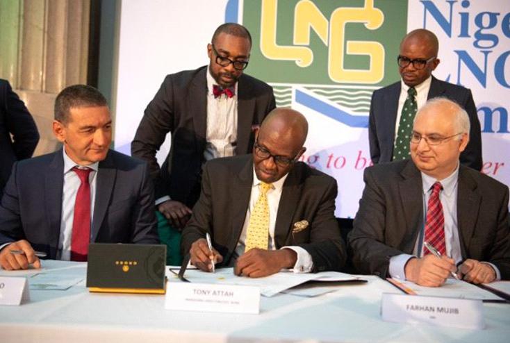 Saipem muốn giữ vai trò lâu dài trong thị trường LNG châu Phi