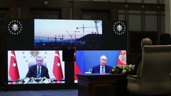 Dự án nhà máy điện hạt nhân của Nga tại Thổ Nhĩ Kỳ đạt bước tiến quan trọng