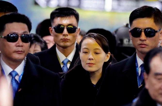 Em gái ông Kim Jong-un lần đầu lên tiếng về Mỹ