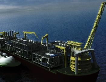 Nigeria xây dựng cơ sở hóa lỏng khí tự nhiên nổi đầu tiên