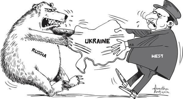"""Nga vừa đánh thức một """"con quỷ"""""""