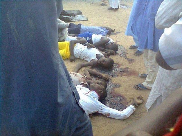 Boko Haram là ai?