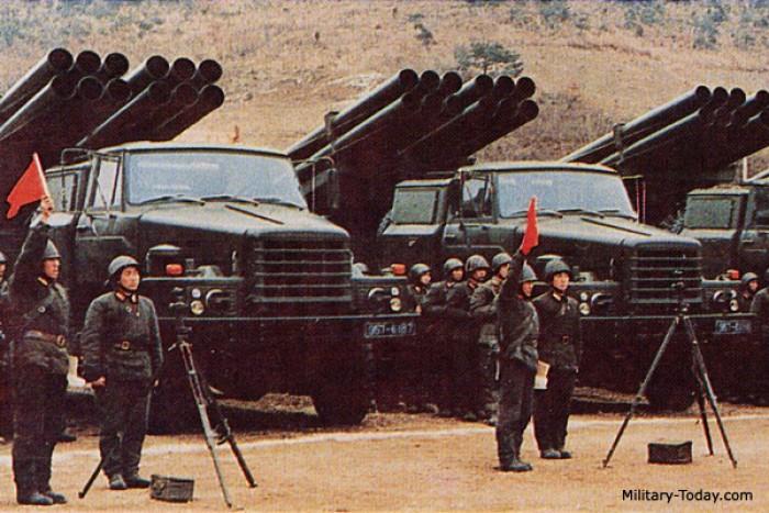 Toàn bộ tên lửa Triều Tiên đã khóa mục tiêu Hàn Quốc