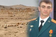 Thi thể sĩ quan cảm tử Nga tại Syria được đưa về nước