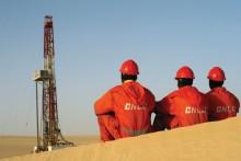 """Tập đoàn dầu khí quốc gia Trung Quốc bắt đầu """"méo mặt"""""""