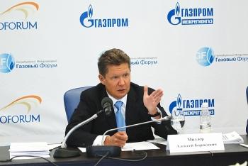 gazprom ra dieu kien de qua canh khi dot qua ukraine