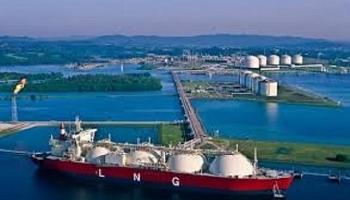 Ukraine tăng mạnh nhập khẩu LNG trong quý I/2020