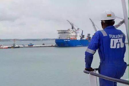Tullow Oil đầu tư 4,4 tỷ USD tại Ghana