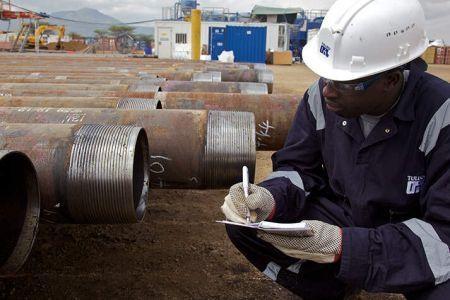 Tullow Oil khởi động chiến dịch khoan ngoài khơi lớn nhất từ trước đến nay