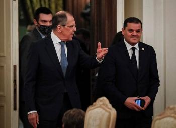 """Nga sẵn sàng """"khôi phục hoàn toàn"""" hợp tác quân sự với Libya"""