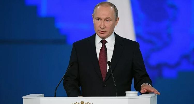 Thấy gì từ phát biểu của Putin trước Hội đồng Liên bang Nga?