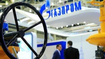 Gazprom: Lợi nhuận ròng giảm 9 lần