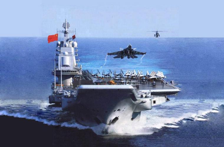 Nhiều nước tập trận đề phòng Trung Quốc xâm lược