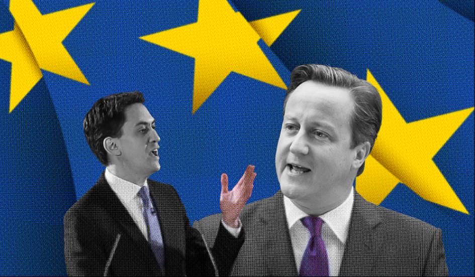Nước Anh khiến cả châu Âu sợ hãi