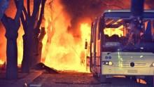 Đánh bom xe ở Thổ Nhĩ Kỳ, hàng chục người thương vong