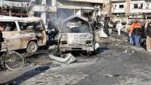 Đánh bom liên hoàn tại Iraq, 14 người chết
