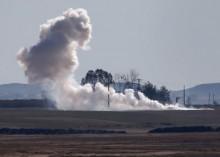 Thổ Nhĩ Kỳ và IS đấu tên lửa