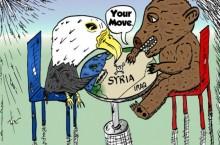 Sân khấu Syria chính thức hạ màn?