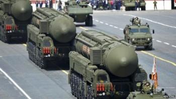 Quân đội Nga mạnh hơn bao giờ hết