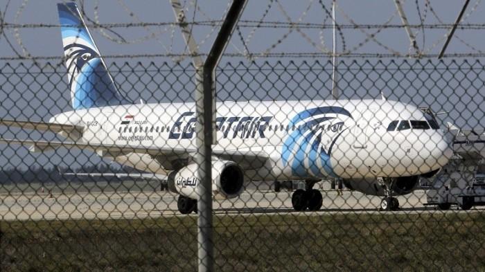 Tình báo Mỹ: Máy bay EgyptAir bị đánh bom