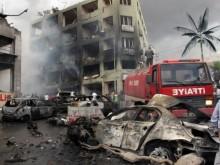 Lại đánh bom khủng bố đẫm máu ở Thổ Nhĩ Kỳ