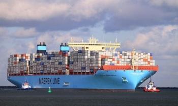 maersk va total rut khoi iran de tranh bi trung phat