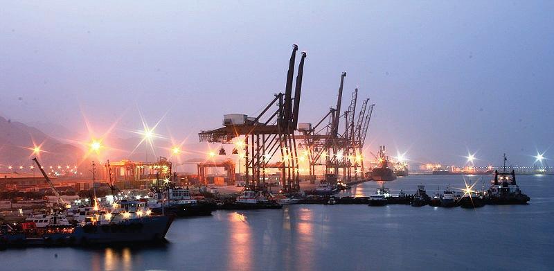 Cảng Fujairah - giải pháp thay thế cho eo biển Hormuz