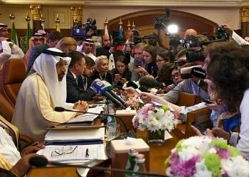 arab saudi va uea khong co ly do gi de tang san luong dau mo vao luc nay