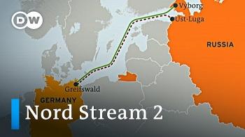 Ukraine kêu gọi ngăn chặn việc hoàn thành xây dựng đường ống Nord Stream 2