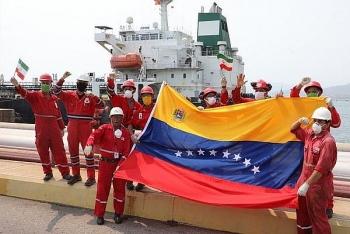 iran nhan duoc 9 tan vang tu venezuela